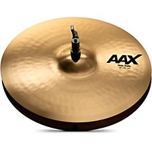AAX Thin Hi-Hats Brilliant 14 in. Pair