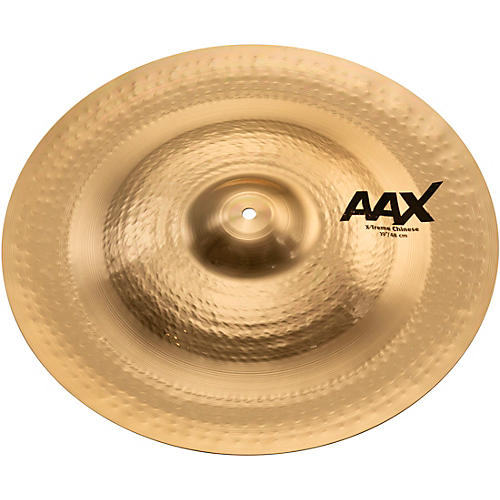 Sabian AAX Treme Chinese Cymbal Brilliant