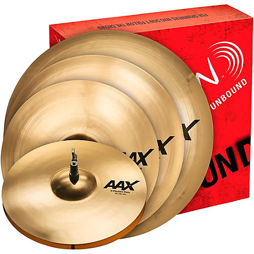 Sabian AAX X-Plosion Cymbal Pack