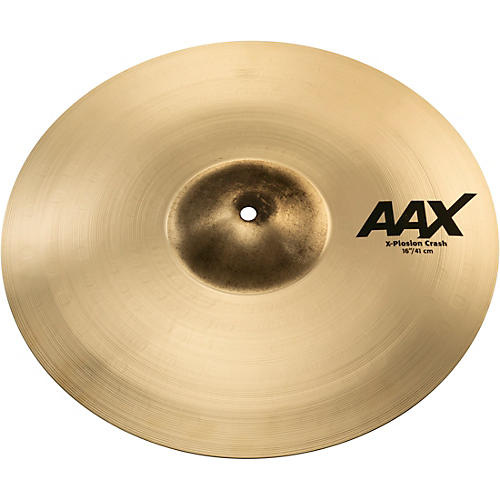 sabian aax x plosion crash cymbal 16 in guitar center. Black Bedroom Furniture Sets. Home Design Ideas