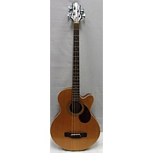 Samick AB-2 Acoustic Bass Guitar