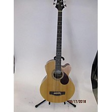 Greg Bennett Design by Samick AB-2 Acoustic Bass Guitar