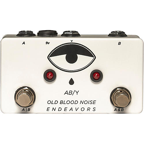 Old Blood Noise Endeavors AB/Y Switcher Pedal
