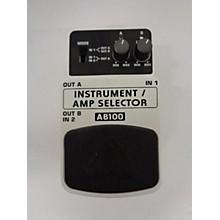 Behringer AB100 Line Selector Pedal