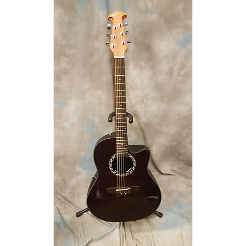 Applause AB24RR Acoustic Electric Guitar
