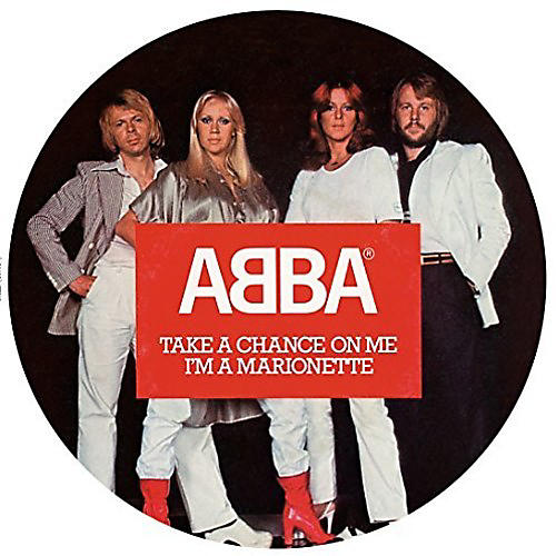 Alliance ABBA - Take A Chance On Me (Picture Disc)