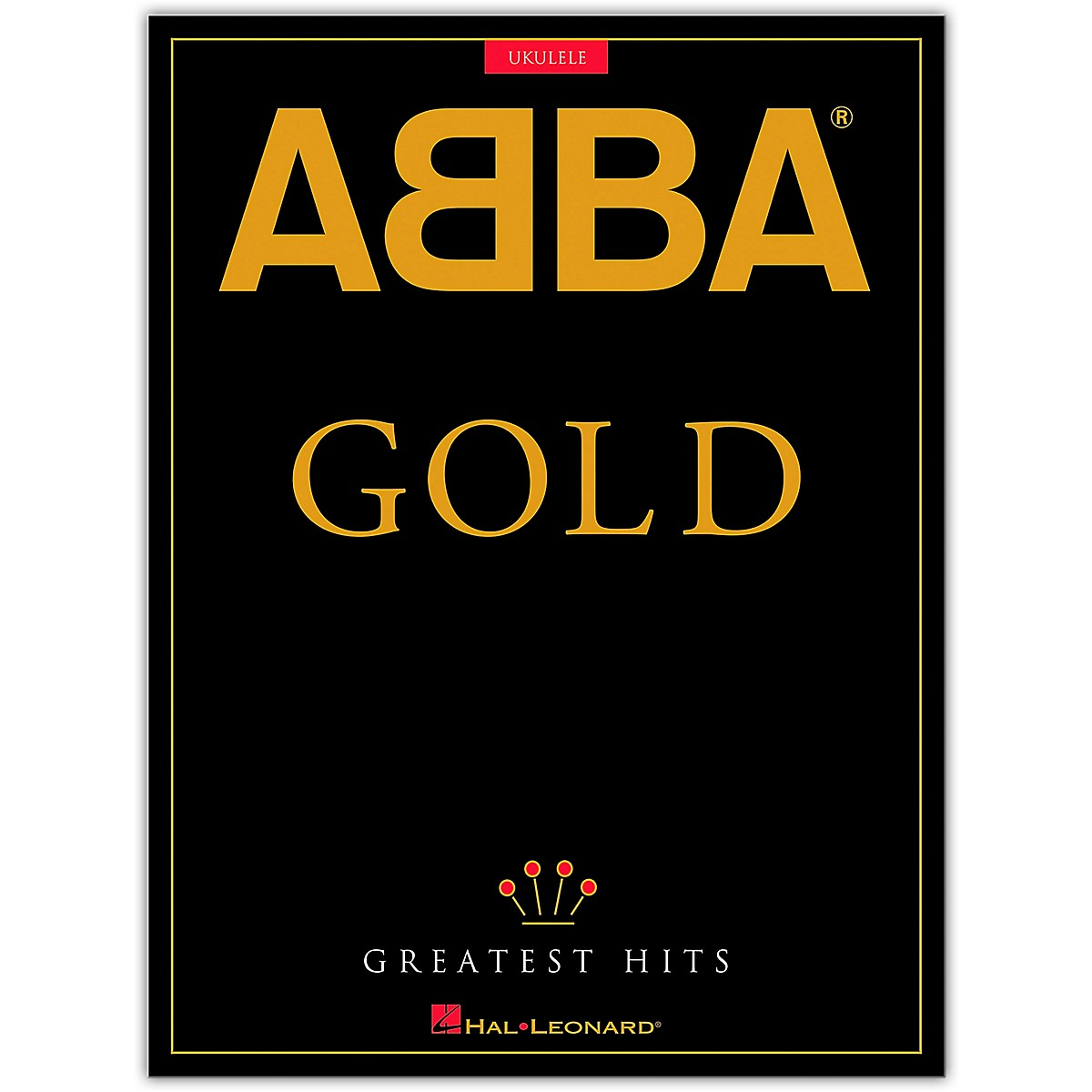 Hal Leonard ABBA-Gold: Greatest Hits for Ukulele