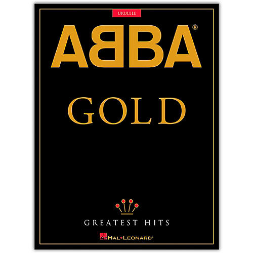 Hal Leonard ABBA-Gold: Greatest Hits for Ukulele