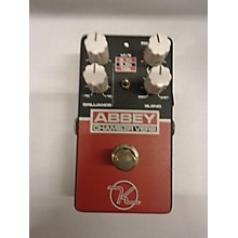 Keeley ABBEY CHAMBERVERB Effect Pedal