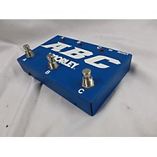 Morley ABC Selector Combiner Switch Pedal