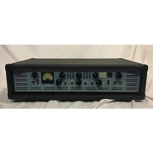 Ashdown ABM-1200 Bass Amp Head