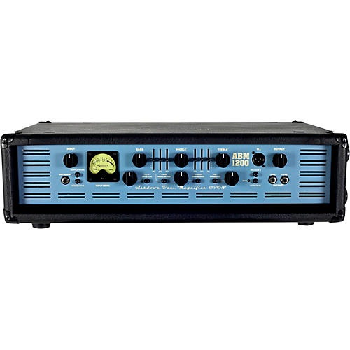 Ashdown ABM 1200 EVO IV 1,200W Tube Hybrid Bass Amp Head