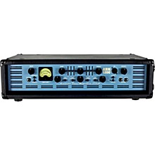 ABM 1200 EVO IV 1,200W Tube Hybrid Bass Amp Head Level 2 Regular 194744134326
