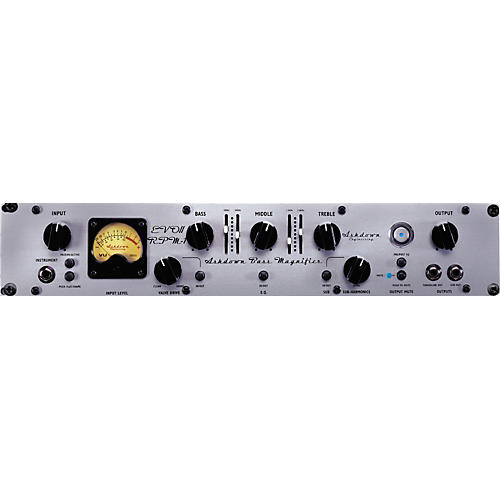 Ashdown ABM RPM-1 EVO II Rackmount Bass Preamplifier