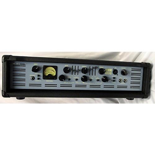 Ashdown ABM1200 EVO IV Bass Amp Head