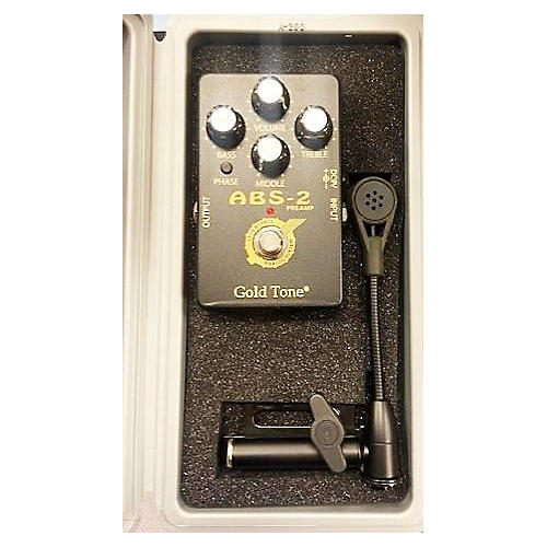 Gold Tone ABS 2 Guitar Preamp