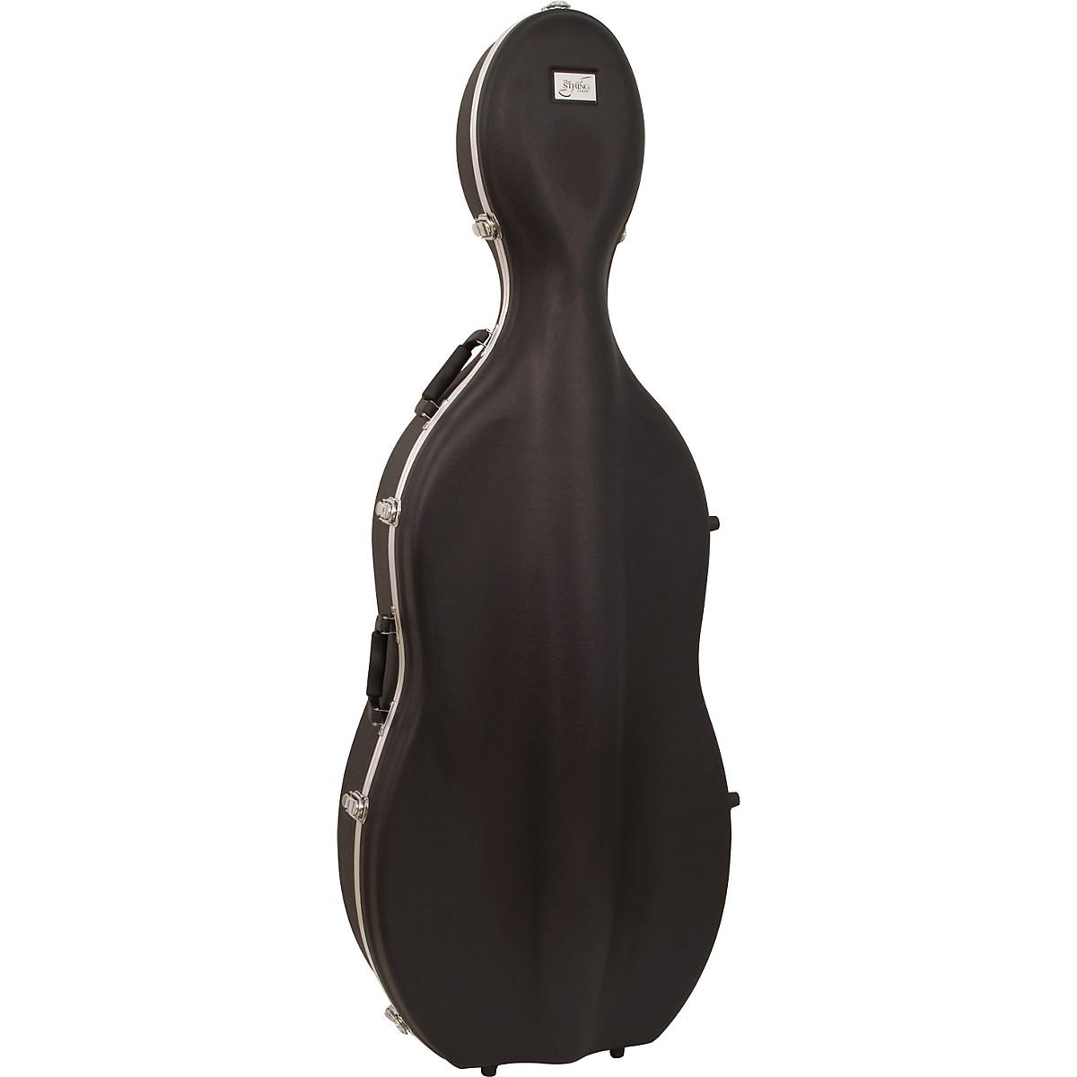 Bellafina ABS Cello Case with Wheels