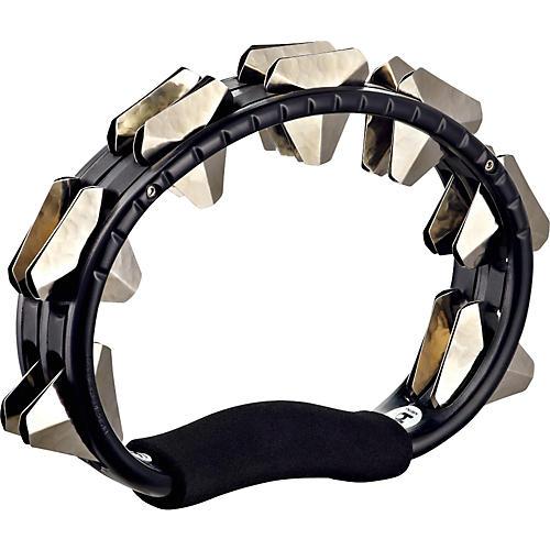 Meinl ABS Hand Held Tambourine Super Dry Steel Jingles