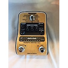 Zoom AC-2 Effect Pedal