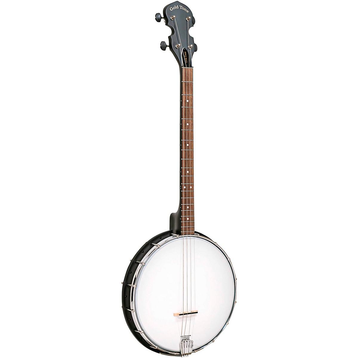 Gold Tone AC-4 Composite 4-String Openback Tenor Banjo