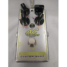 Xotic AC Booster Overdrive Custom Effect Pedal