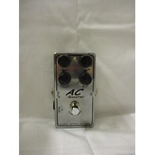 Xotic Effects AC Booster Overdrive Effect Pedal