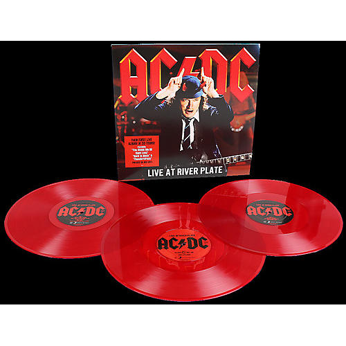 Alliance AC/DC - Live at River Plate 3 LPs
