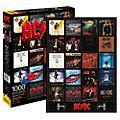 Hal Leonard AC/DC Discography 1000 Piece Puzzle thumbnail