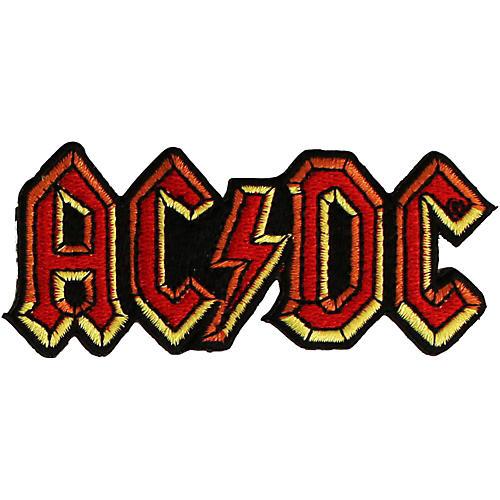 C&D Visionary AC/DC Logo Patch