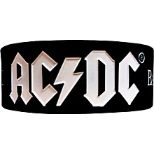 C&D Visionary AC/DC Rubber Wristband