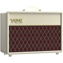 Vox AC10 10W 1x10 Tube Guitar Combo Amp Cream