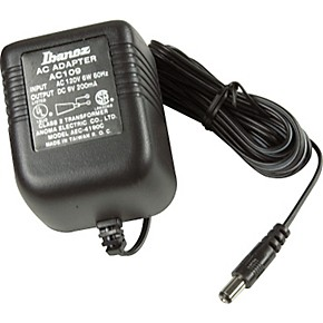 IBANEZ ST9 SUPER TUBE SCREAMER POWER SUPPLY REPLACEMENT ADAPTER 9V