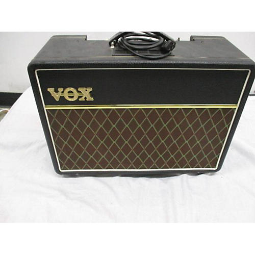 used vox ac10c1 10w 1x10 tube guitar combo amp guitar center. Black Bedroom Furniture Sets. Home Design Ideas