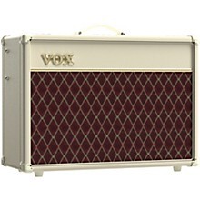 Vox AC15 15W 1x12 Tube Guitar Combo Amp Cream
