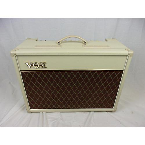 used vox ac15c1 15w tube guitar combo amp guitar center. Black Bedroom Furniture Sets. Home Design Ideas