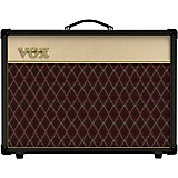 Vox AC15C1 Limited Black & Tan 15W 1x12 Tube Guitar Combo Amp With Creamback and JJ Tubes Tan