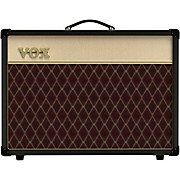 AC15C1 Limited Black & Tan 15W 1x12 Tube Guitar Combo Amp With Creamback and JJ Tubes Tan