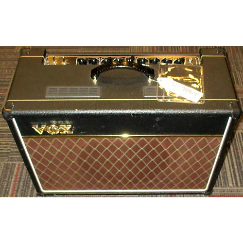 Vox AC15C1X 15W 1x12 Tube Guitar Combo Amp