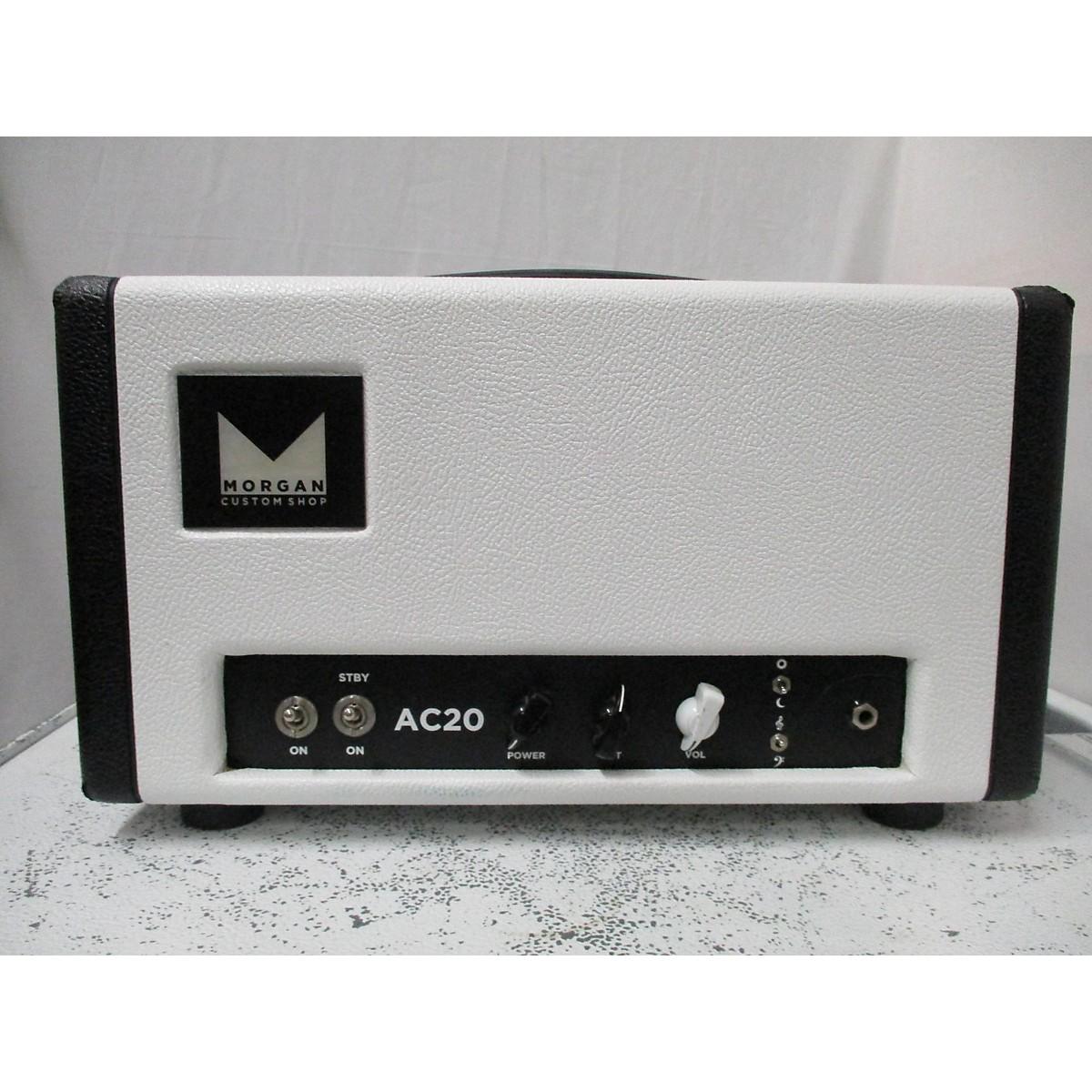 Morgan Amplification AC20 Custom Shop Tube Guitar Amp Head