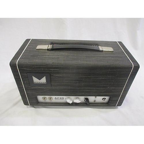 used morgan ac20 tube guitar amp head guitar center. Black Bedroom Furniture Sets. Home Design Ideas