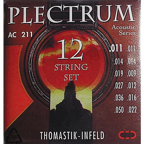 Thomastik AC211 Plectrum Bronze Light Acoustic 12-String Guitar Strings