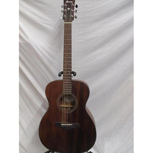 used ibanez ac240eopn acoustic electric guitar vintage natural guitar center. Black Bedroom Furniture Sets. Home Design Ideas
