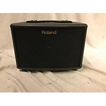 Roland AC33 30W Stereo Acoustic Guitar Combo Amp