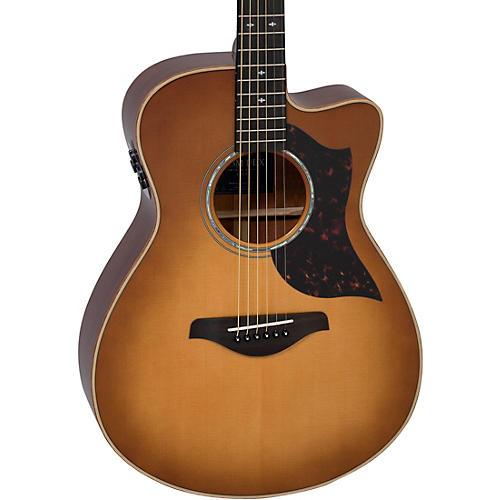Yamaha AC3M DLX A Series Concert Acoustic-Electric Guitar