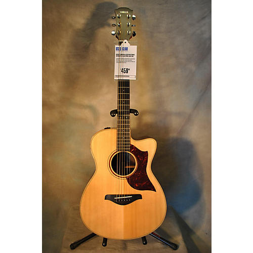 Yamaha AC3R Natural Acoustic Electric Guitar