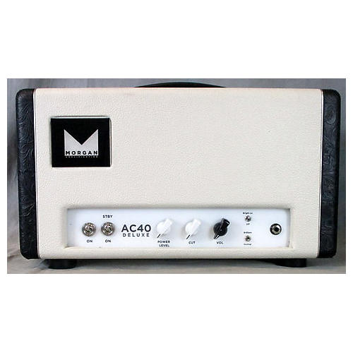 Morgan Amplification AC40 DELUXE CUSTOM Tube Guitar Amp Head