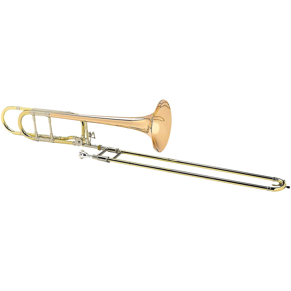 Antoine Courtois Paris AC420BO Legend Series F-Attachment Trombone with Sterling Silver Leadpipe