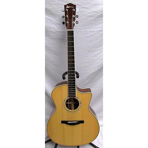 used eastman ac422ce acoustic electric guitar guitar center. Black Bedroom Furniture Sets. Home Design Ideas
