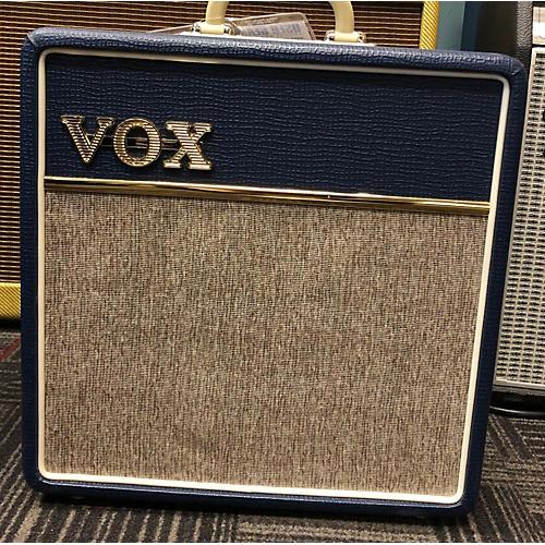 Vox AC4C1B Custom 4W 1x10 Tube Guitar Combo Amp
