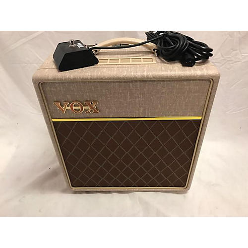 Vox AC4HW1 Retro 1x12 Handwired Tube Guitar Combo Amp